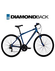 Diamondback Contra 1.0 700c Bike - Unisex - Anodised Blue - (16