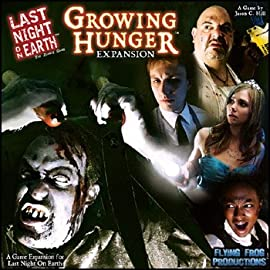 Last Night on Earth - Growing Hunger Exp