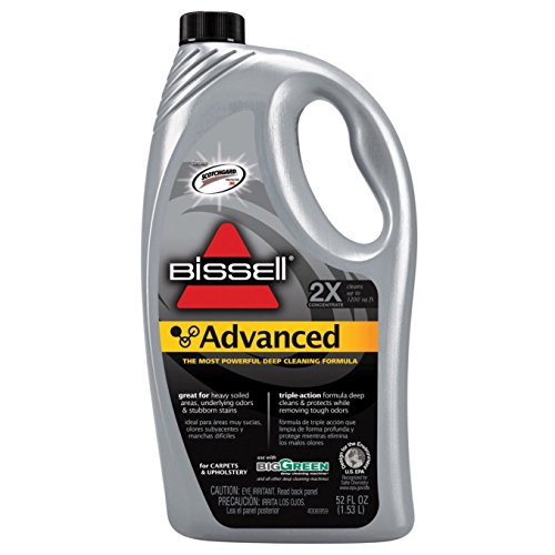 Bissell - Best 52-ounce Advanced Formula Home Carpet Cleaner Solution (Carpet Washer Bissell compare prices)