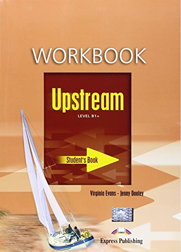 Upstream Level B1+ Workbook Student's