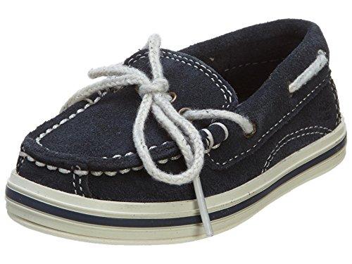 Timberland Kia Wah Bay Boat Leather And Fabric Shoe