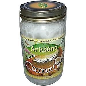 Artisana Organic Raw Coconut Oil -- 16 fl oz
