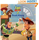 Toy Story 2 Read-Along Storybook and CD