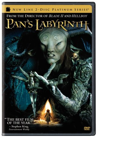 Cover art for  Pan's Labyrinth (New Line Two-Disc Platinum Series)