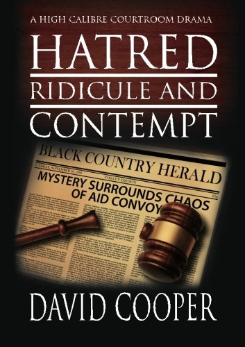 Hatred, Ridicule And Contempt PDF