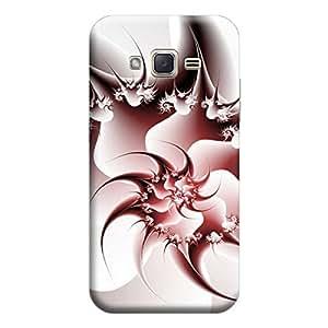 CaseLite Premium Printed Mobile Back Case Cover With Full protection For Samsung J3 2016 (Designer Case)