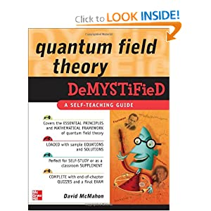 Quantum Field Theory Demystified D. Mcmahon
