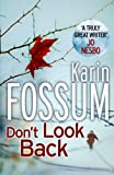 Don't Look Back (Inspector Sejer 2)
