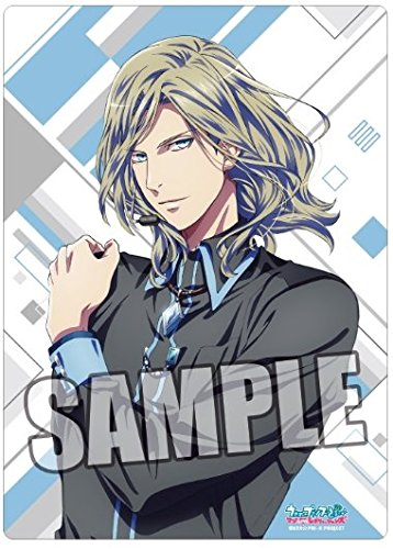 [Uta no Prince sama Seriously LOVE Revolutions B5 clear underlay Ver.2 Kamyu From Japan New] (Alien Dress Up Ideas For Kids)