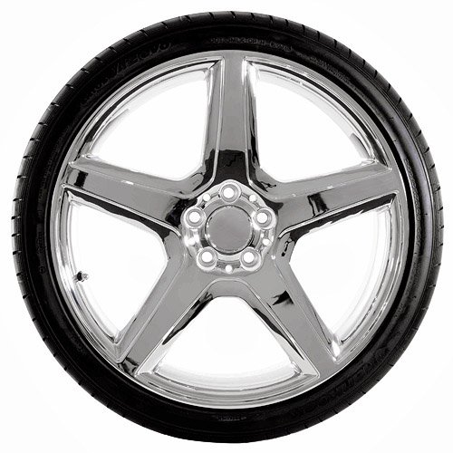 1 Reviews 20 Inch Chrome Amg Wheels Rims And Tires For