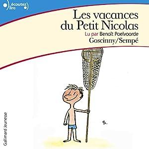 Les vacances du Petit Nicolas Hörbuch