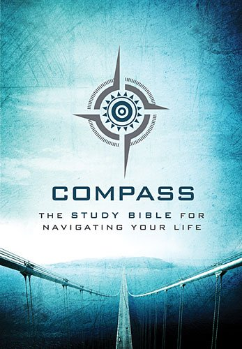 The Voice, Compass Study Bible, Hardcover: The Study Bible for Navigating Your Life PDF Download Free