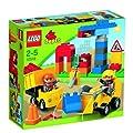 Lego Duplo Briques - 10518 - Jeu de Construction - Mon Premier Chantier