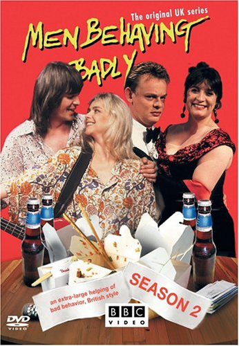 Men Behaving Badly: Complete Series 2 [DVD] [1992]