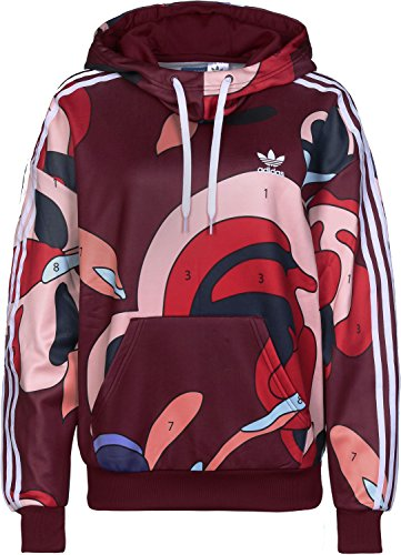 adidas Damen Rita Ora Hooded Sweatshirt