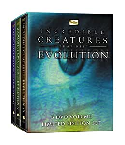 Incredible Creatures That Defy Evolution 3 Vol Gift Box Set