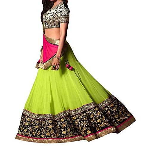 F3-Fashion-Womens-Georgette-Lehenga-Choli7902GreenFree-Size