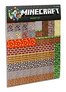 1 X Minecraft Sheet Magnets