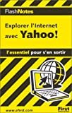 Explorer Internet avec Yahoo !