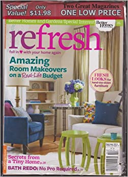 Better Homes And Gardens Refreash Summer 2014 Do It