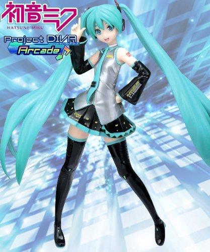 初音ミク Project DIVA Arcade PMフィギュア 初音ミク