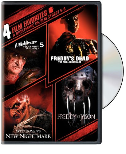 A Nightmare on Elm Street 5-8: 4 Film Favorites