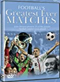 echange, troc Little Book of Football/Football's Greatest Ever Matches