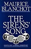 The sirens' song: Selected essays (025335255X) by Blanchot, Maurice