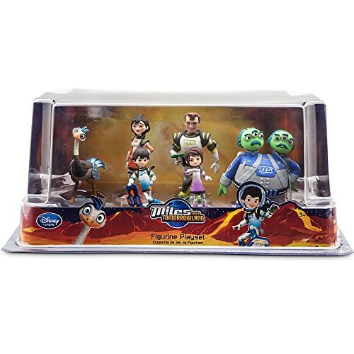 Disney Junior Miles From Tomorrowland Miles From Tomorrowland Exclusive Figurine Playset