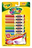 Crayola Color Wonder Mini Markers Mess Free Coloring - 10 Count - 2 Packs by Crayola