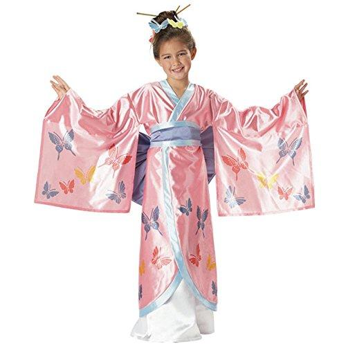 Kid s Japanese Princess Kimono Halloween Costume - B000VBAM4W