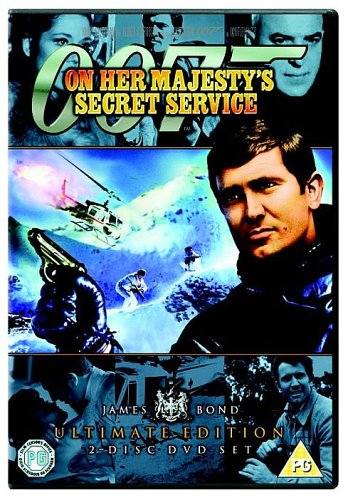 James Bond - On Her Majesty's Secret Service (Ultimate Edition 2 Disc Set) [DVD]
