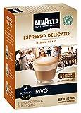 Keurig - Rivo Lavazza Delicato Espresso Cups (18-Pack)