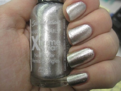 Sally Hansen Hard As Nails Xtreme Wear, Celeb City, 0.4 Fluid Oz, 2 Ea by Sally Hansen Cosmetics