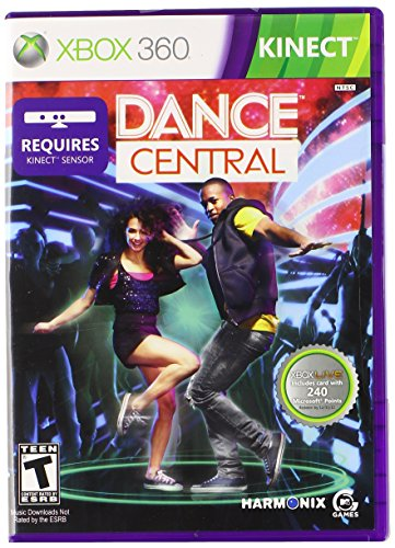 NEW Dance Central 360 w/ 240 live (Videogame