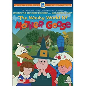 The Wacky World of Mother Goose movie