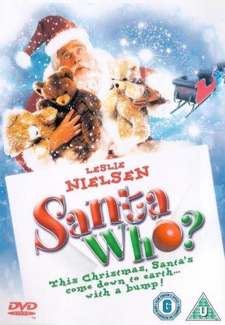 Santa Who? Starring Leslie Nielsen DVD