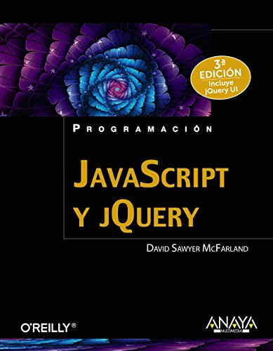 JavaScript Y jQuery - 3ª Edición (Programación)