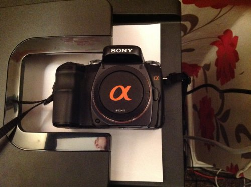 Sony Alpha DSLR-A100/B (Body Only)