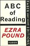 ABC of Reading (0571058922) by Pound, Ezra
