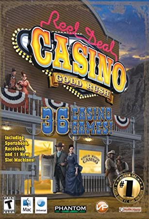 Reel Deal Casino Gold Rush (Mac)