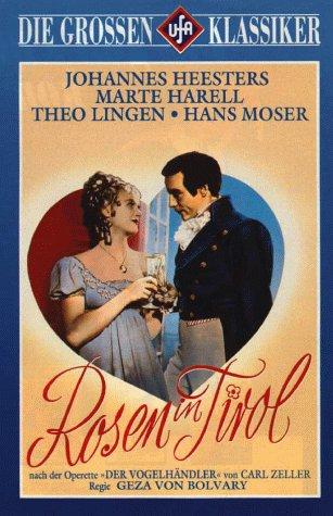 Rosen in Tirol [VHS]