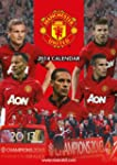 Official Manchester United 2014 Calendar