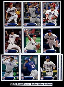 2012 Topps Texas Rangers Complete Team Set (Sealed) - (Series 1 & 2) - 23 Cards... by 2012 Topps