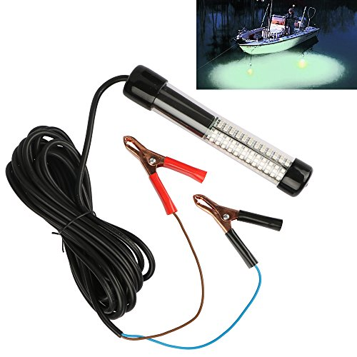 Goture-12V-108w-180-LEDs-Submersible-Fishing-Light-With-5m-547yd-Cord-White-Blue-Green