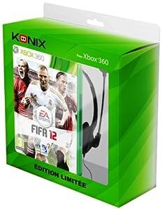 Fifa 12 + Micro-casque - édition limitée