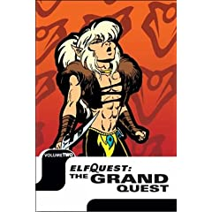 Elfquest: The Grand Quest - Volume Two by Wendy Pini and Richard Pini