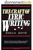 The Craft of Lyric Writing (English Edition)