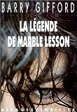 """Afficher """"La Légende de Marble Lesson n° 1 Les Gens de la nuit ; Lève-toi et marche"""""""
