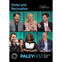 Parks and Recreation: Cast and Creators Live at PALEYFEST